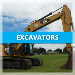 excavators Triple E Equipment