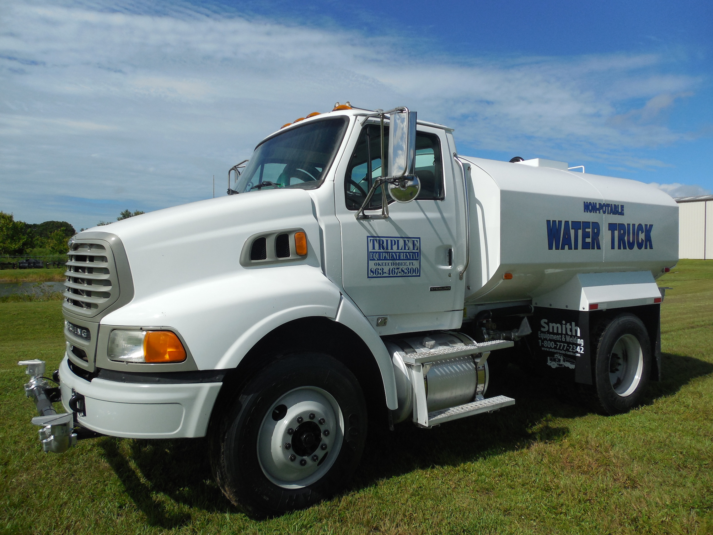 Water Trucks - Triple E Equipment